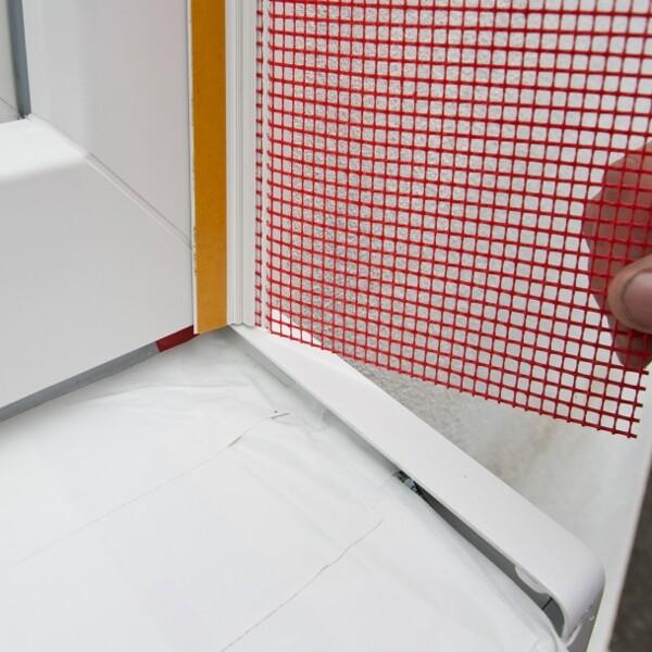 Anputzleiste Anschluss Fensterbank
